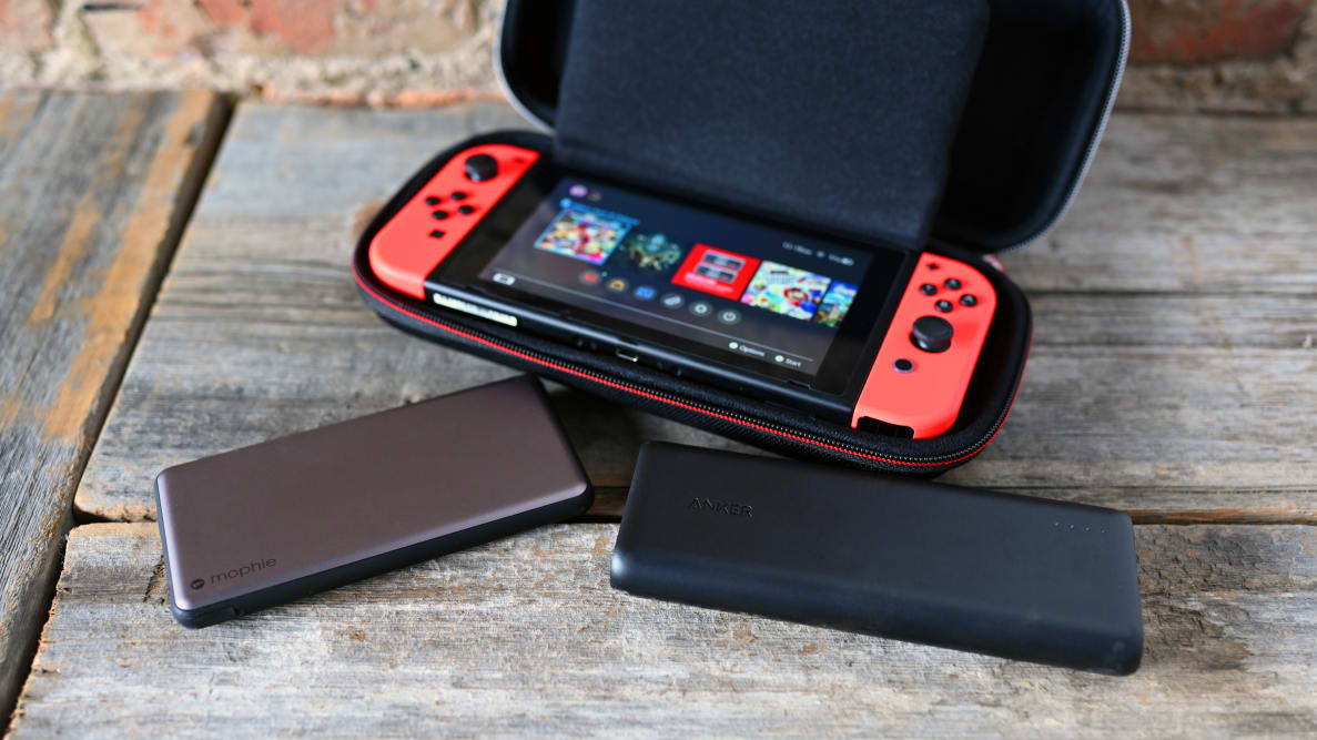 Best Portable Batteries for the Nintendo Switch