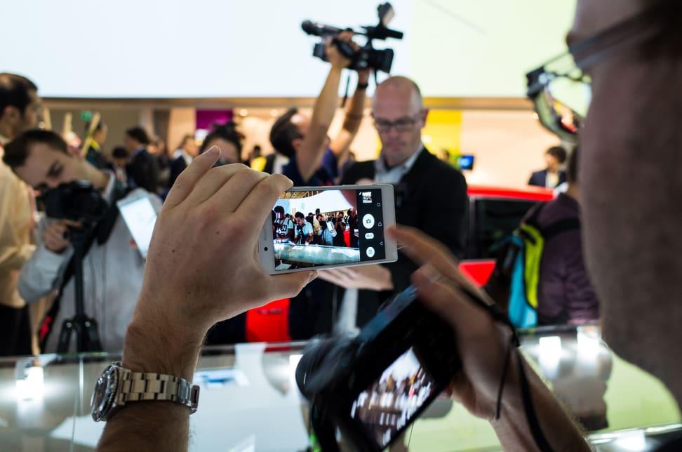 Sony Xperia Z5 – Camera App