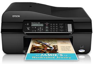Product Image - Epson WorkForce 320