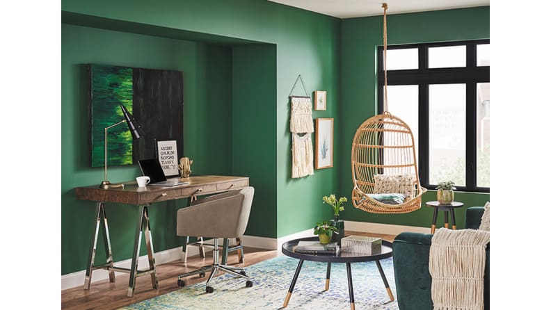 Sherwin-Williams-color-of-the-month-Arugula