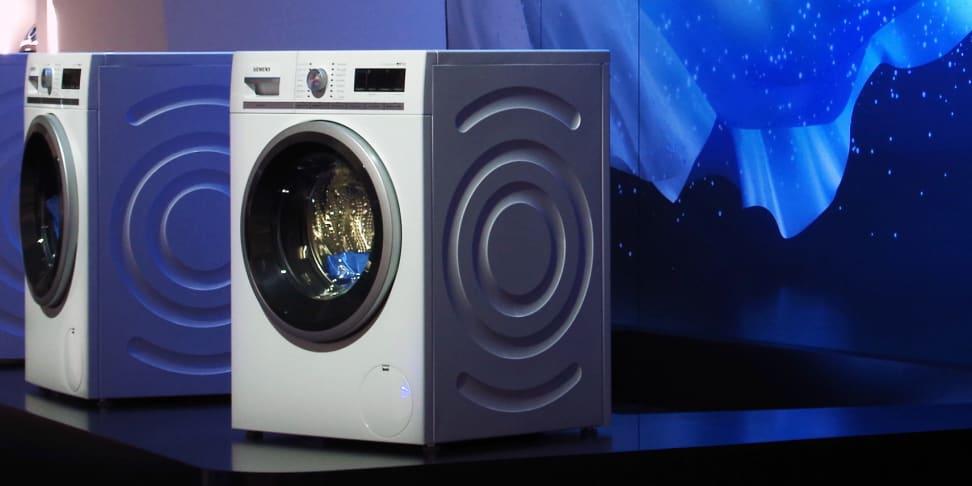 Bosch's Active Oxygen Washer