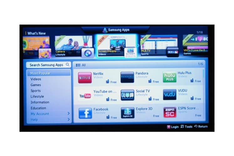 Samsung UN32EH5300F on Sale at Dell - Reviewed Televisions