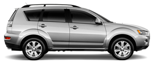 Product Image - 2012 Mitsubishi Outlander SE AWC