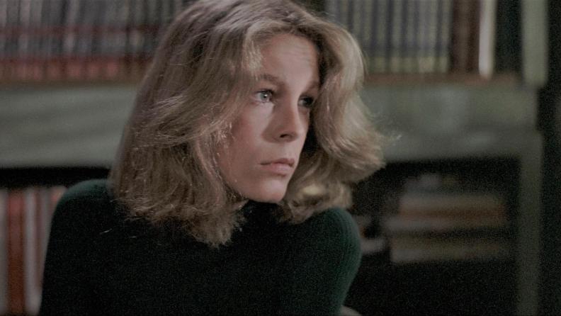 Jamie Lee Curtis plays Laurie Strode in the original 'Halloween.'