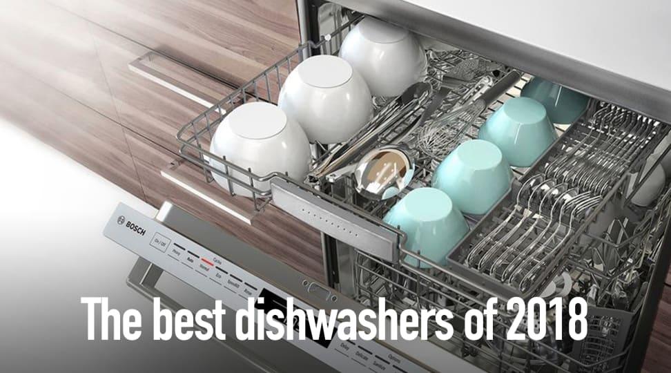 Best dishwashers of 2018