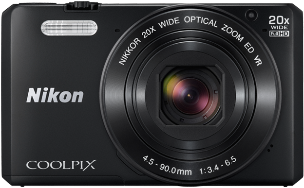 Product Image - Nikon Coolpix S7000