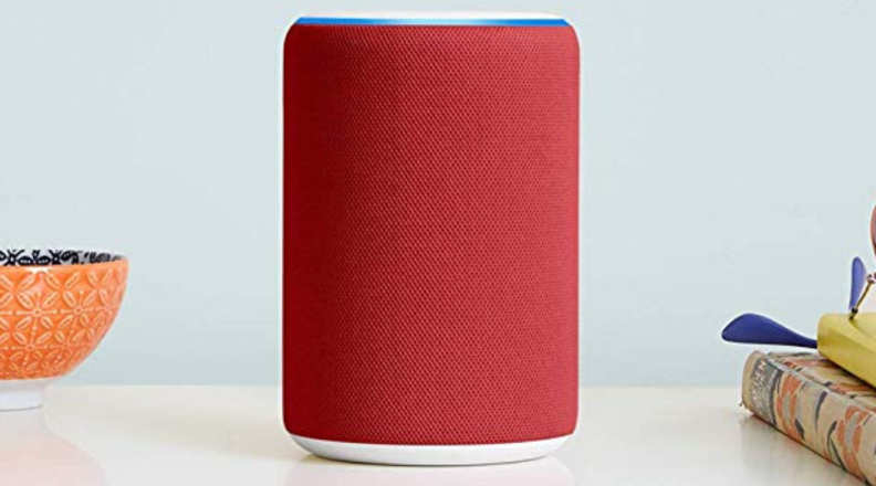 Amazon Echo (third generation) phone