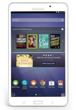 Product Image - Samsung Galaxy Tab 4 Nook 7.0