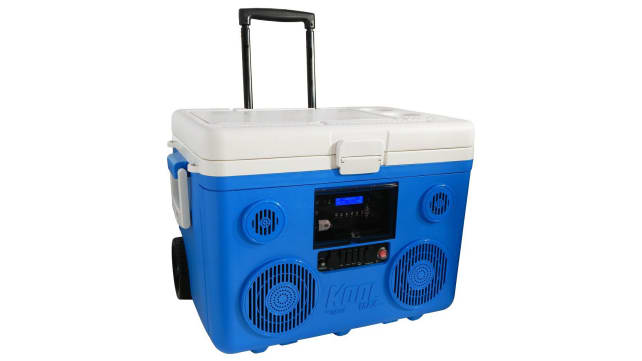 TUNES2GO KoolMAX Cooler w/ Speakers