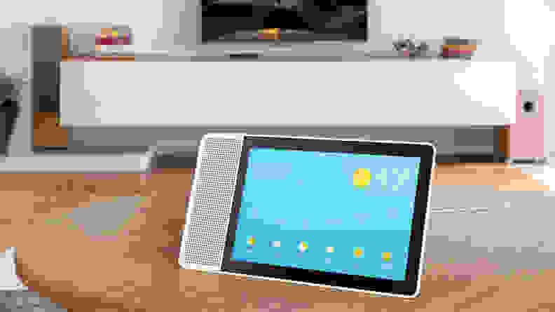 Lenovo Smart Display 10-inch with Google Assistant