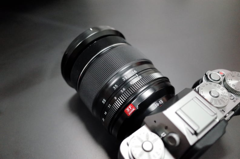 Fuji's Weather-Resistant Lens