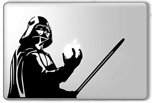 Apple Logo Darth Vader