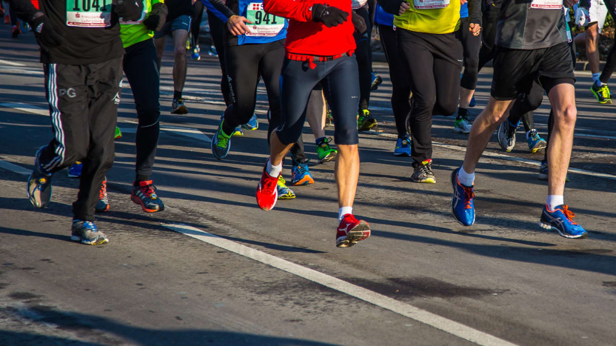 15 things that helped me run two marathons in six months