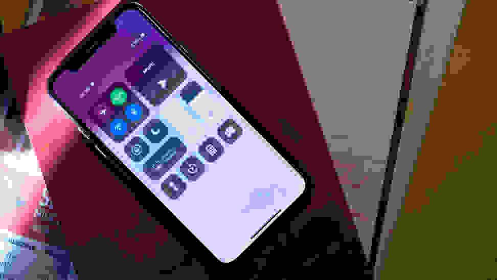 Apple iPhone X Display