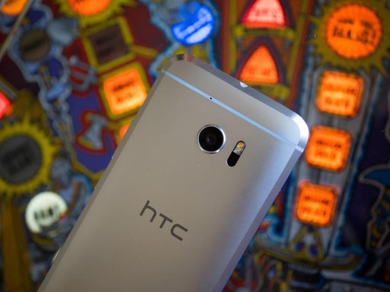 HTC 10 Back