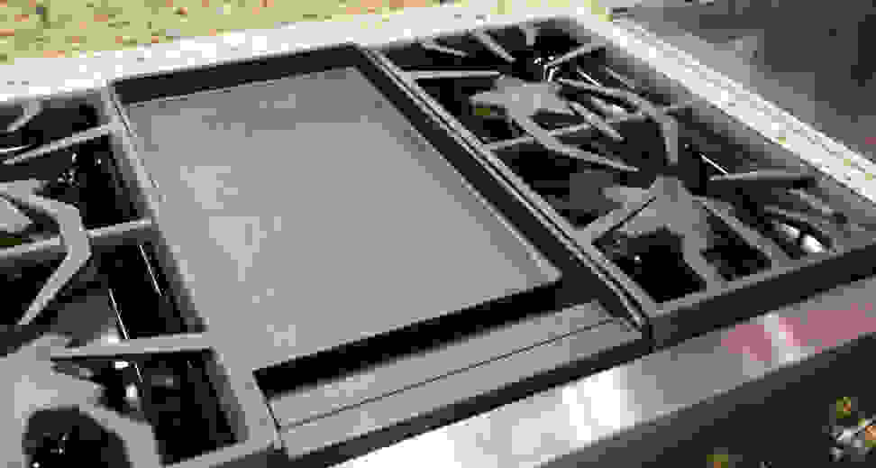 Cooktop Detail