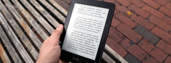 Amazon kindle voyage review hero