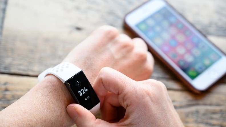 The Fitbit Charge 3