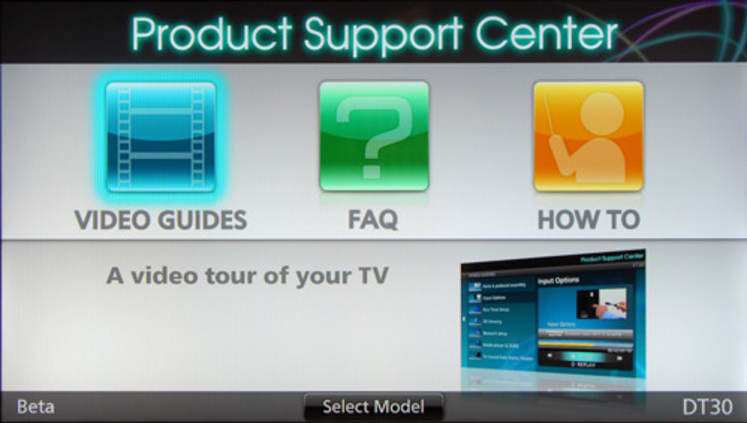 Panasonic's 2012 Smart TV Platform: Explained - Reviewed Televisions