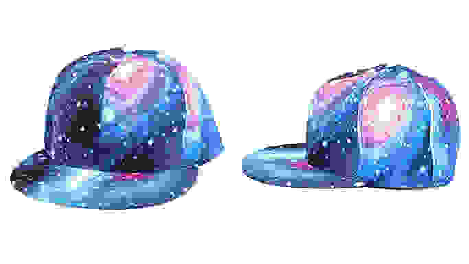Sunsen Galaxy Snapback
