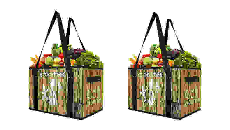 Earthwise Reusable Grocery Bag Set