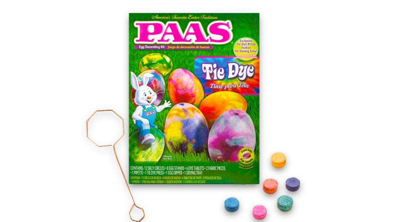 Tie Dye Eggs