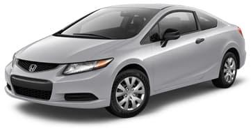 Product Image - 2012 Honda Civic Coupe DX