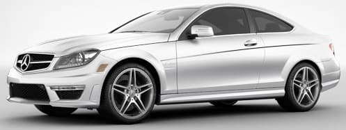 Product Image - 2013 Mercedes-Benz C63 AMG Coupe