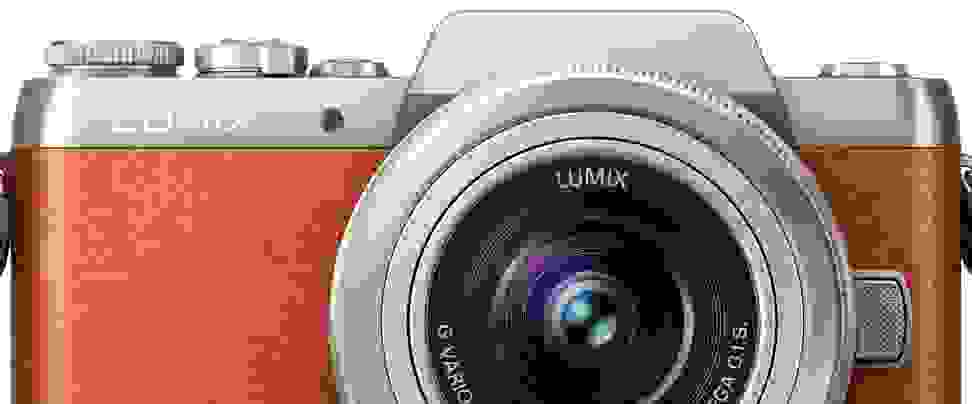 The Panasonic Lumix GX8