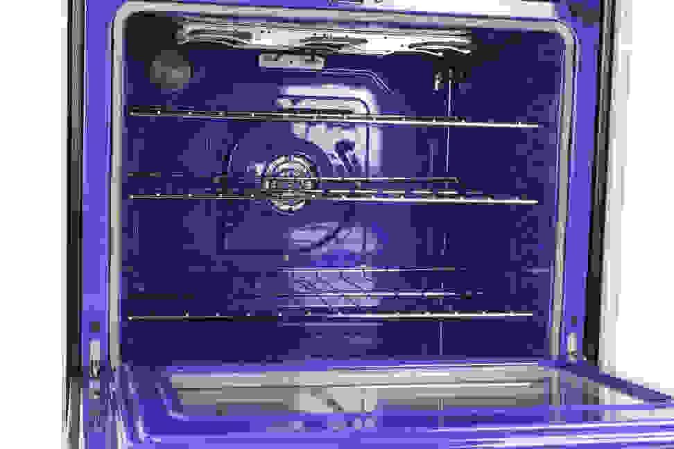 LG LSE3090ST Cavity