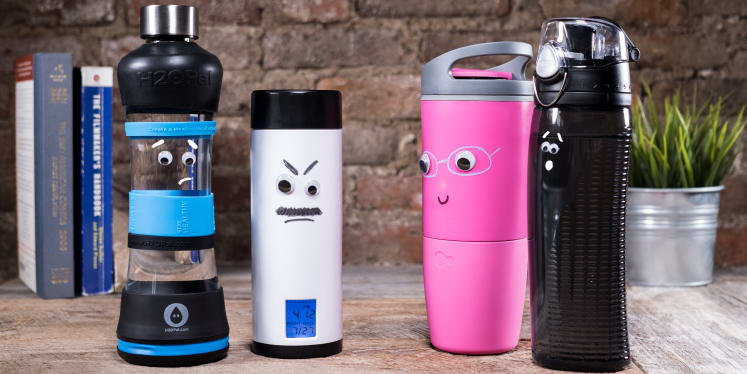 Smart Water Bottles Are A Thing Nowshould You Buy One Reviewed