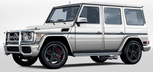 Product Image - 2013 Mercedes-Benz G63 AMG