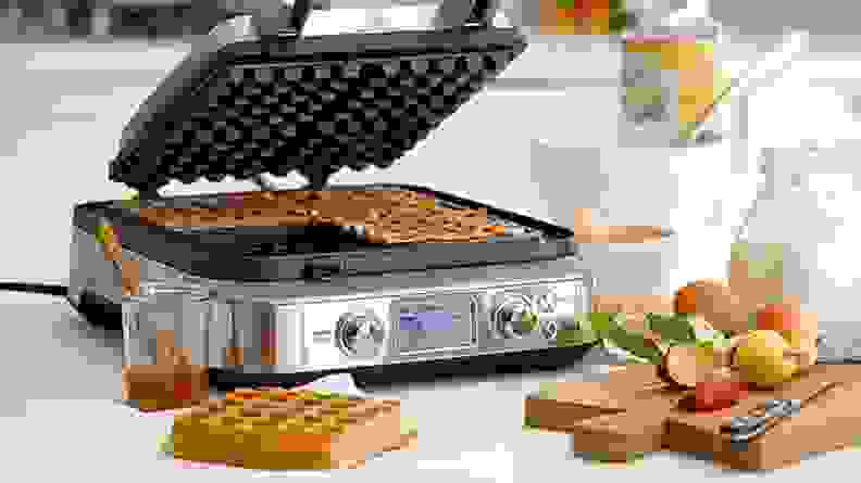 Smart Waffle Maker