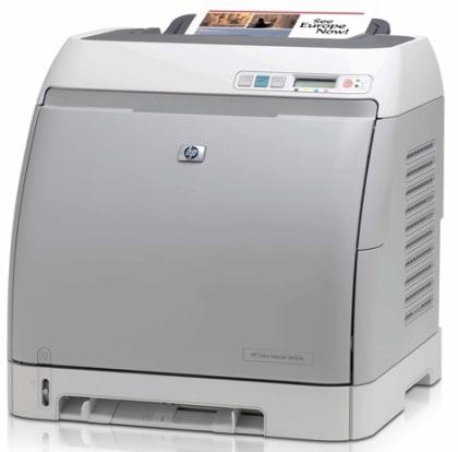 Product Image - HP Color Laserjet 2605