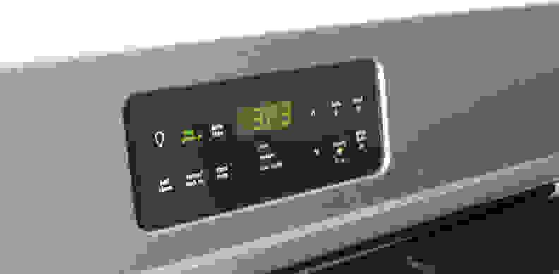 Frigidaire FGGF3032MF Oven Controls