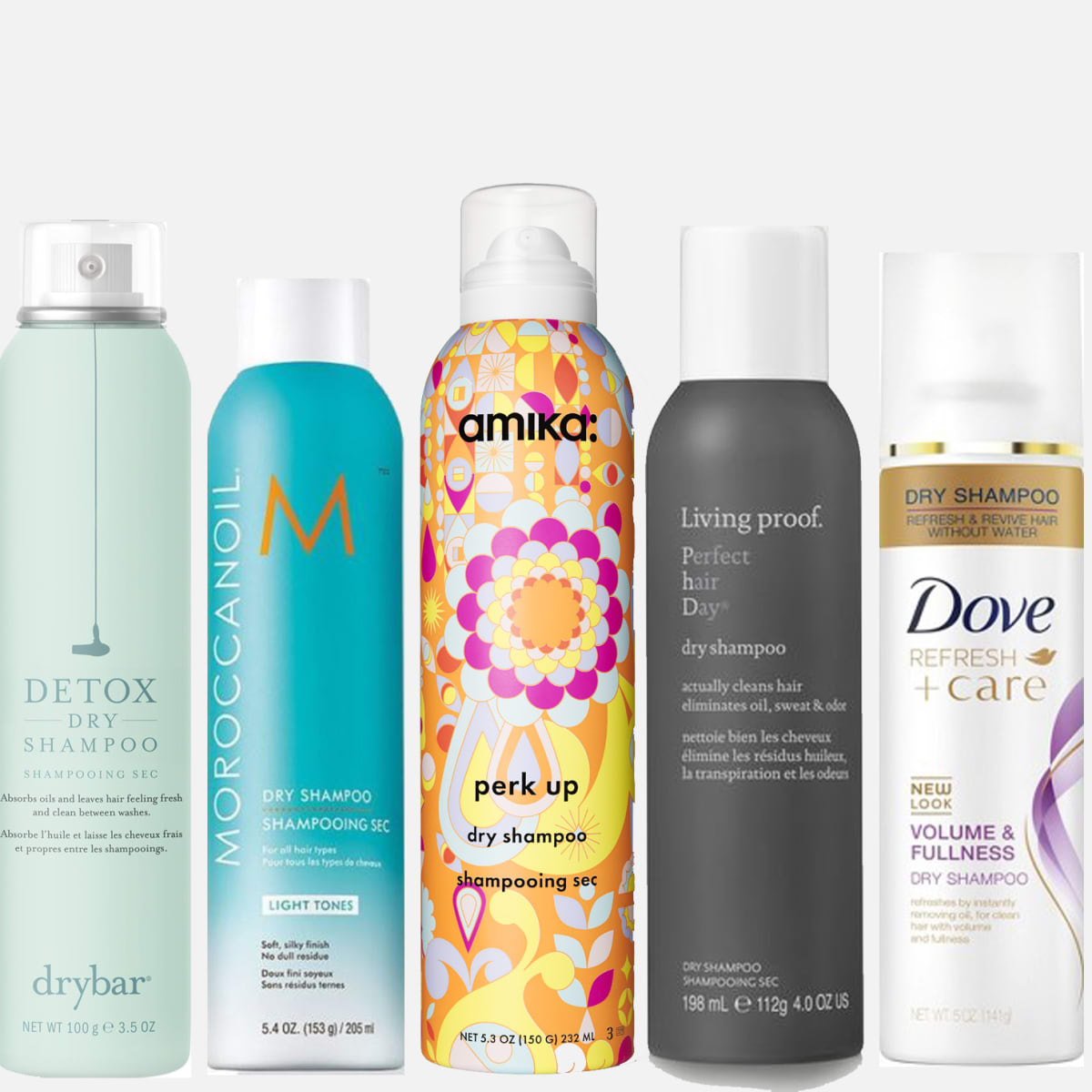 best drugstore dry shampoo 2019 The Best Dry Shampoo of 2019   Reviewed Home & Outdoors