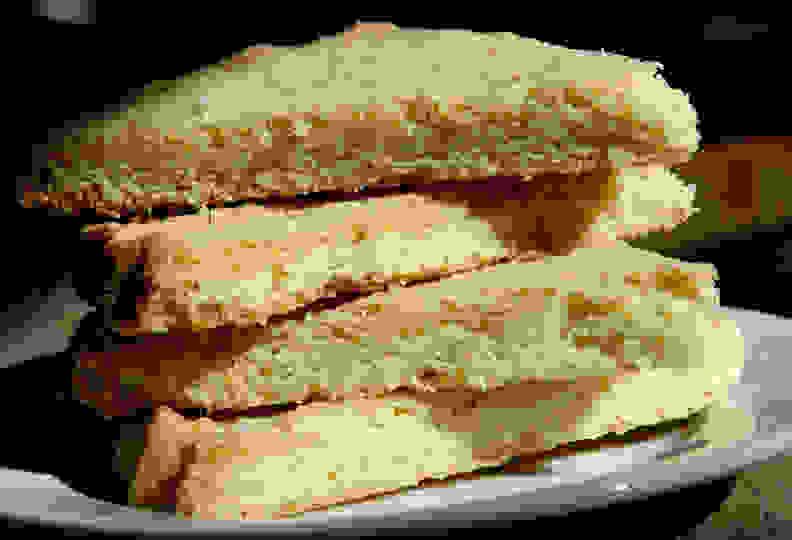 Gordon Ramsay's Vanilla Shortbread