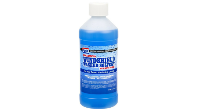 Cyclo Concentrated Windshield Washer