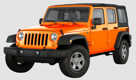 Product Image - 2012 Jeep Wrangler Unlimited Sport