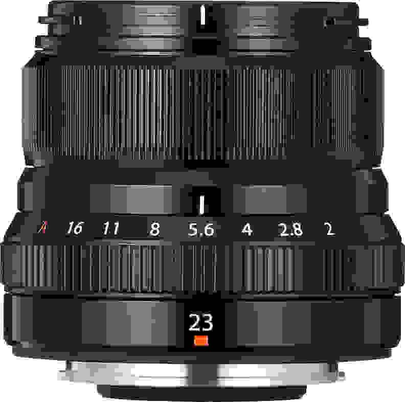 Fujifilm XF23mm f/2 Lens