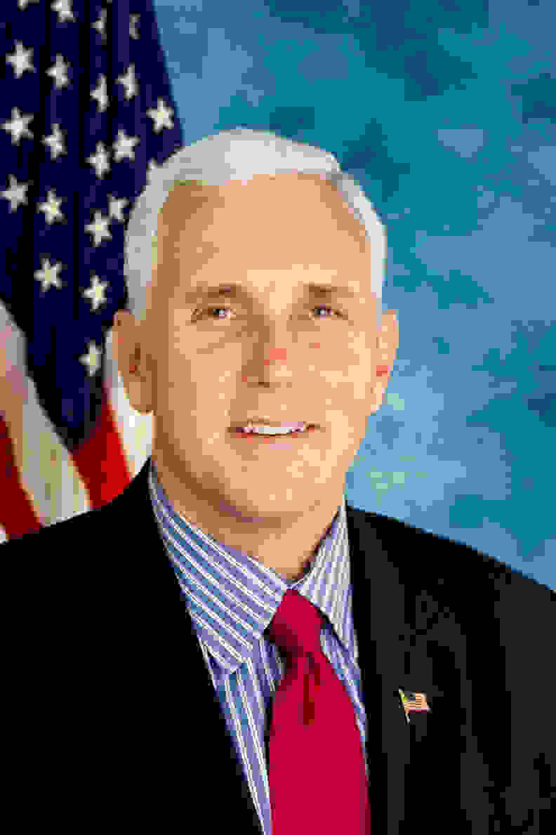 Governor Mike Pence
