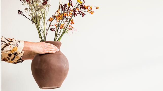 Ikea-Industriell-vase