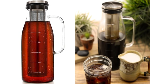 Willow and Everett Cold Brew Coffee Maker