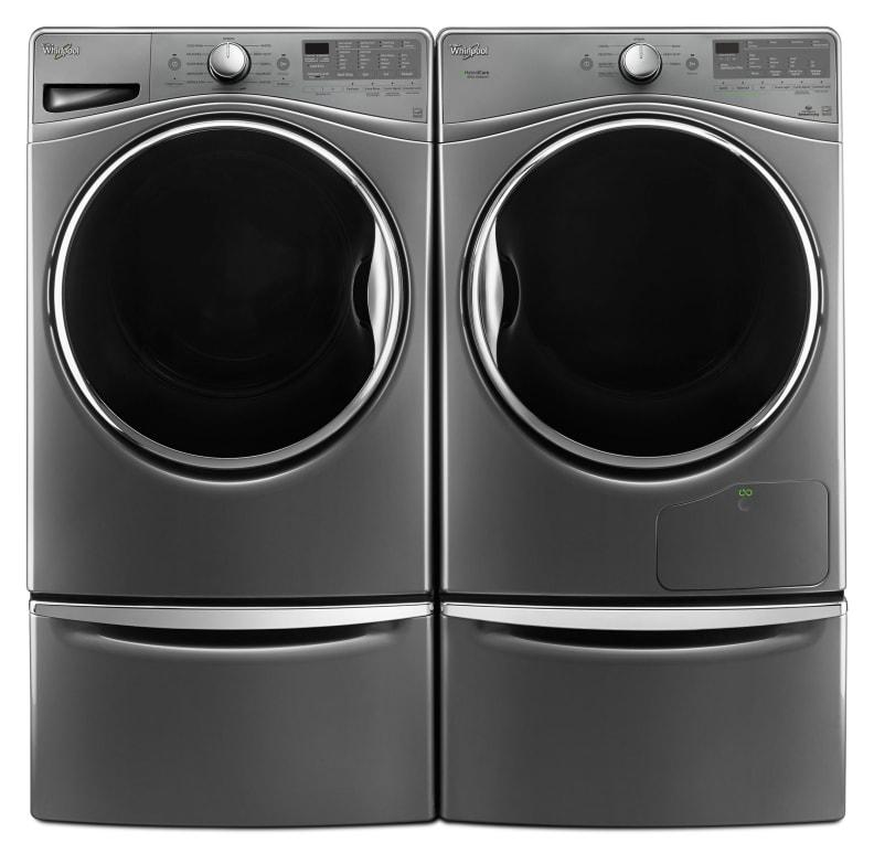 Whirlpool Closet Depth Laundry