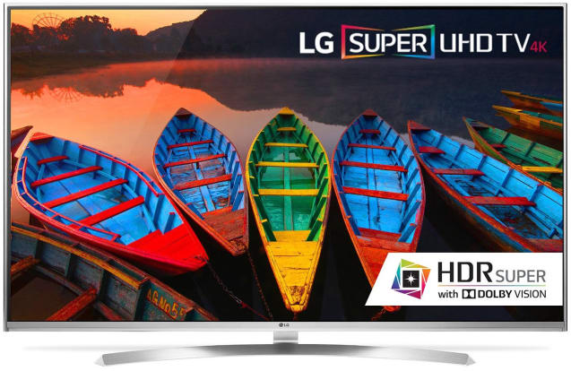 Product Image - LG 60UH8500