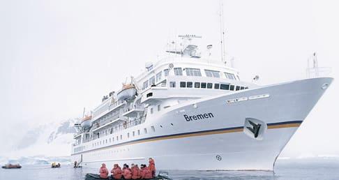 Product Image - Hapag-Lloyd Cruises MS Bremen