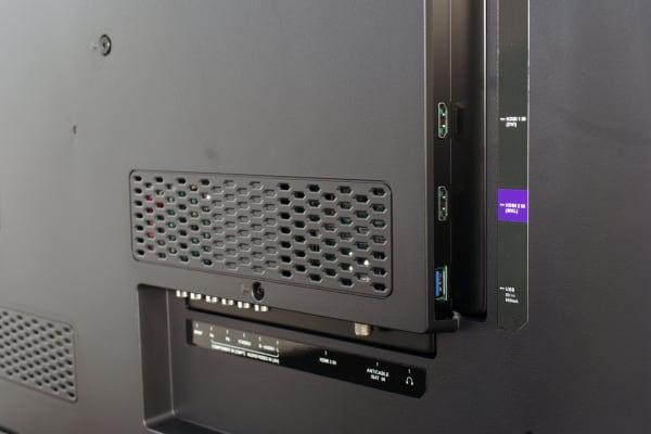 TCL 50FS5600 ports
