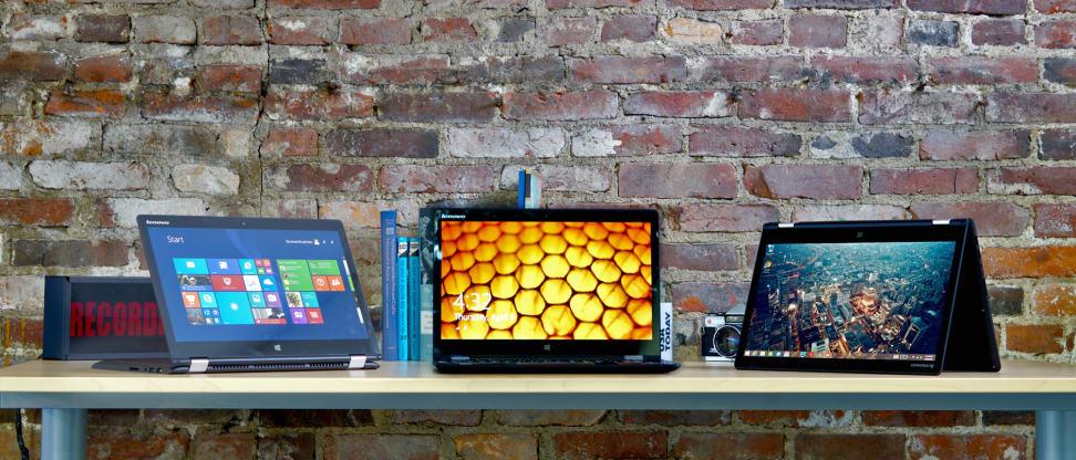 Product Image - Lenovo Yoga 3 14