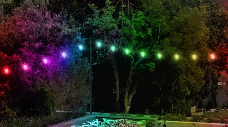 govee color changing smart string lights