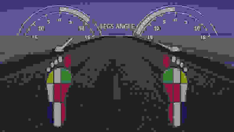 Run Rockets Race Cockpit
